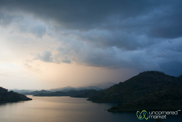 Lake Kivu, Calm Before the Storm - Kibuye, Rwanda