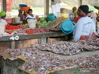 Kibuye Market Scene - Rwanda