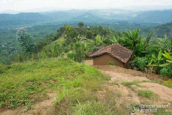 Village Trek Near Musanze, Rwanda