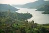 Evening, Lake Kivu near Kibuye, Rwanda