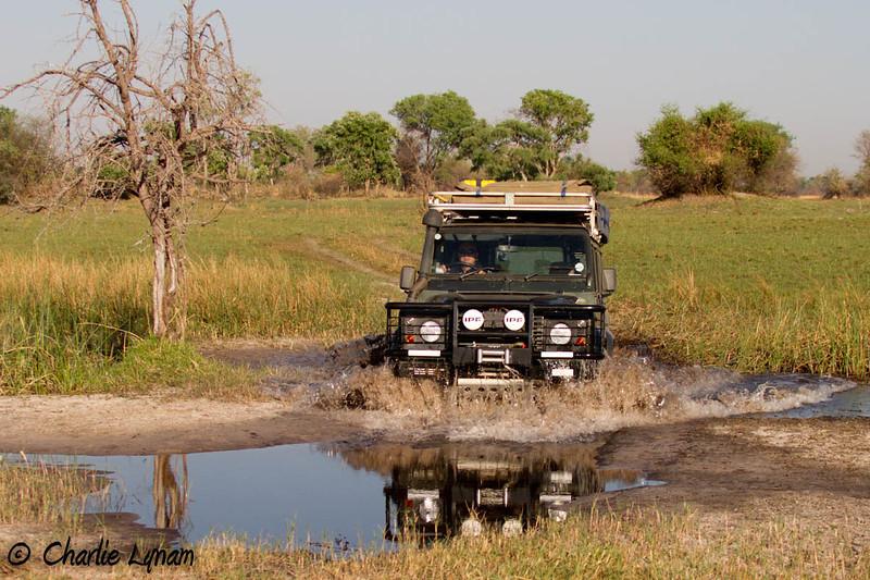 Mamili National Park, Namibia