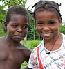 Kids, Belo Monte Plantation, Principe