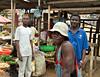 Men, Damar market, Matadi, DRC (Congo-Kinshasa)