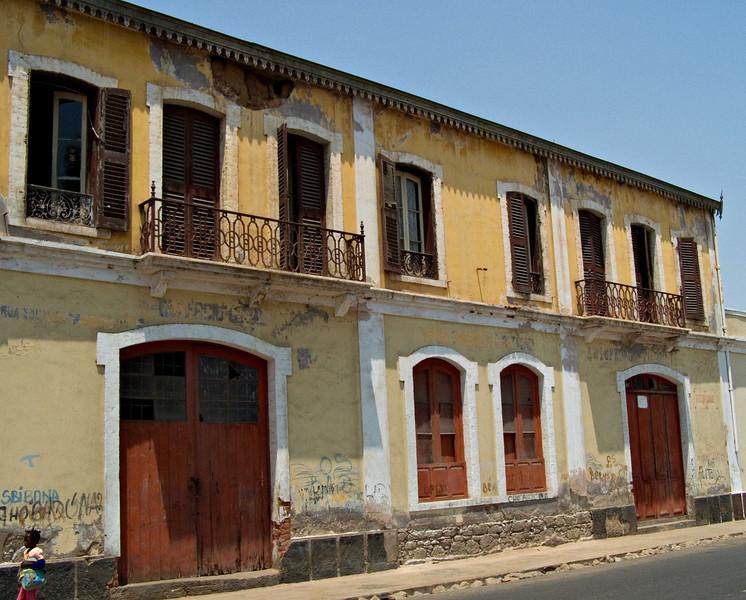 Namibe, Angola