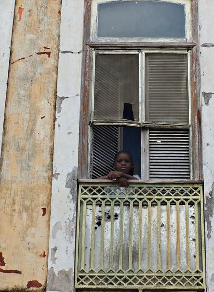 Kid, Sao Tome town