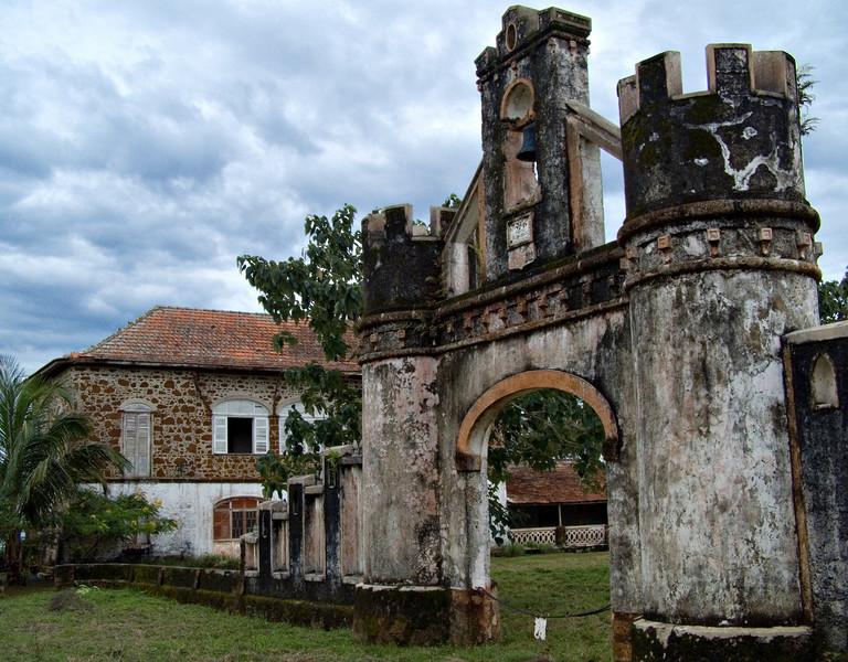 Belo Monte Plantation, Principe