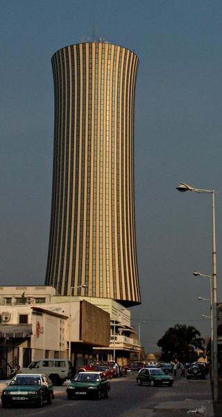 Tour Nabemba, Brazzaville