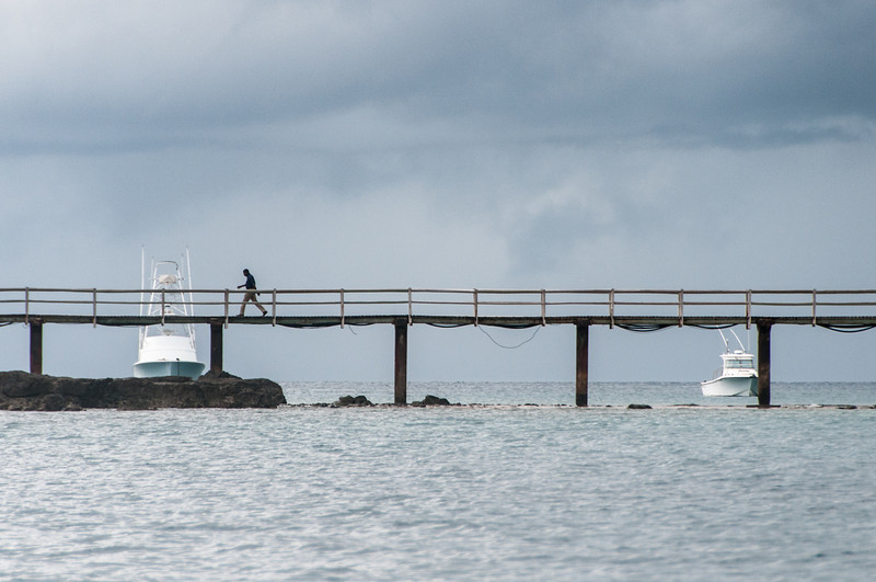 Bridge in Principe, Sao Tome and Principe