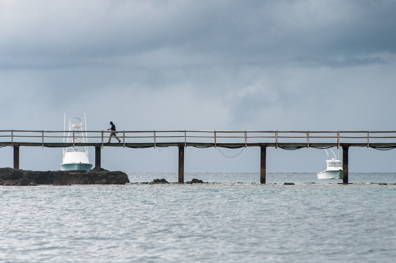 Bridge in Principe, Sao Tome and Principe