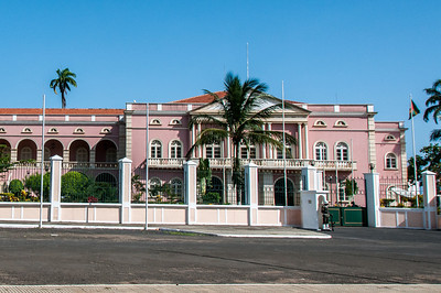 Colonial architecture in Sao Tome, Sao Tome and Principe