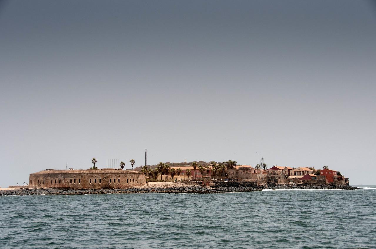 View of Dakar, Senegal