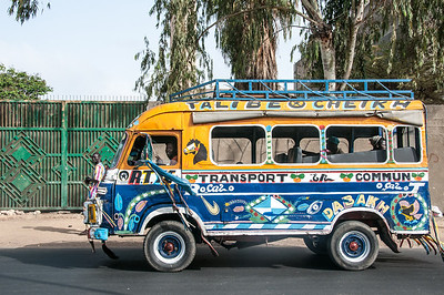 Transportation in Dakar, Senegal