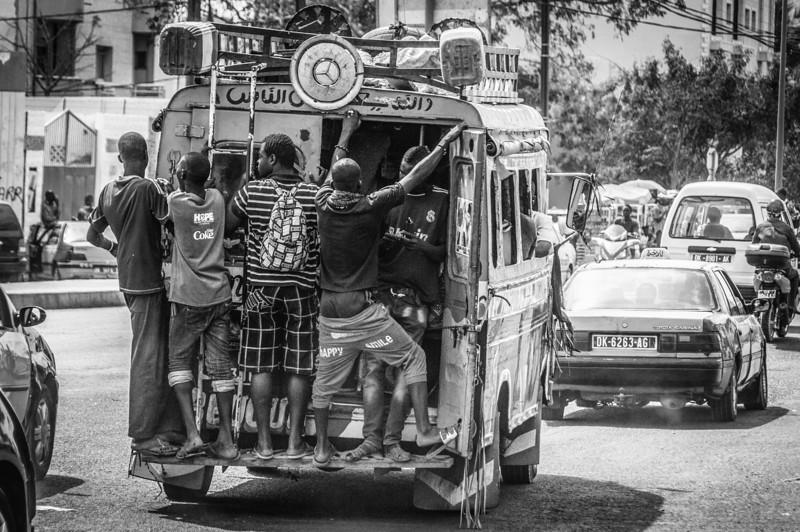 Transportation in Dakar, Senegal