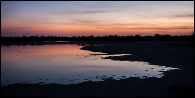 Sunset, Île de Carabane