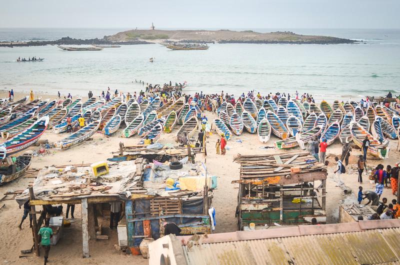 Yoff Island, Dakar