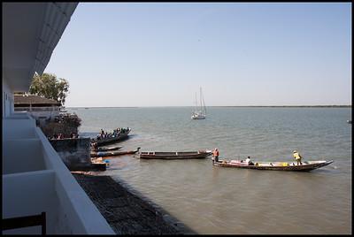 Casamance River, Ziguinchor