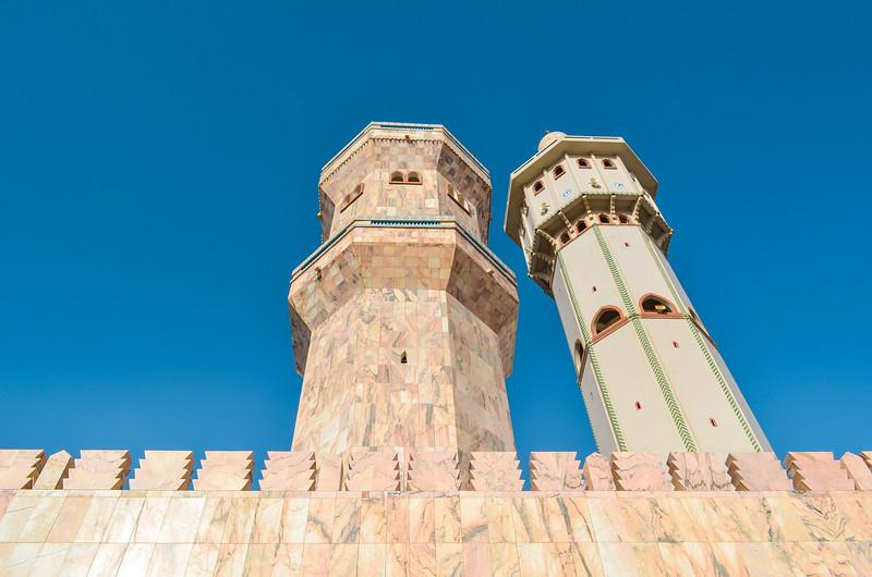 Lamp Fall of Touba Great Mosque