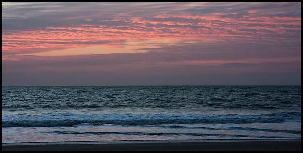 Sunset at Diembering