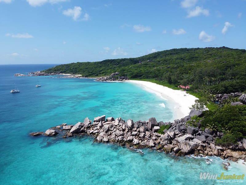 la digue grand anse - must visit when travel to seychelles