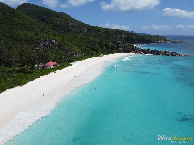 grand anse la digue - where to stay in seychelles