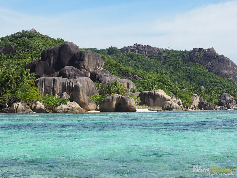 anse source d'argent - best beach on this seychelles itinerary