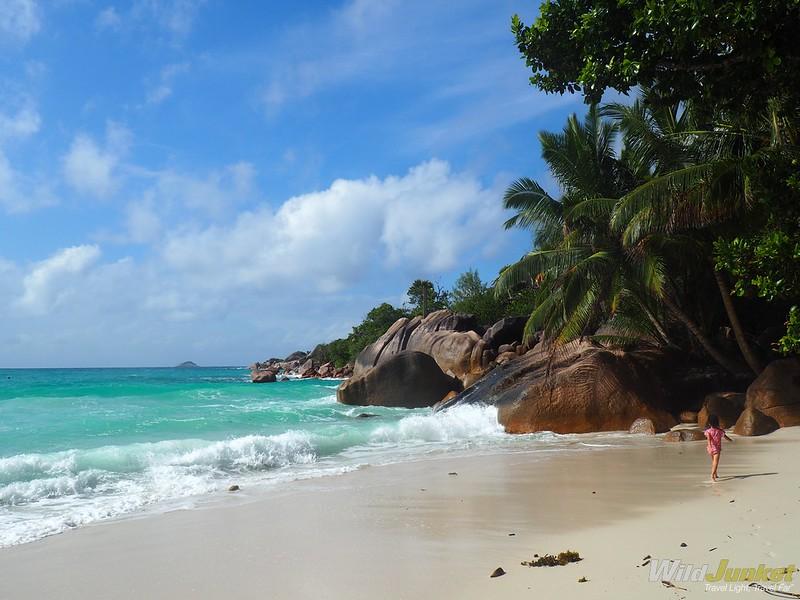 seychelles guide - anse lazio praslin