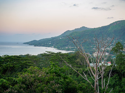 View of Beau Vallon