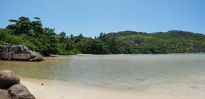 Baie Ternay beach