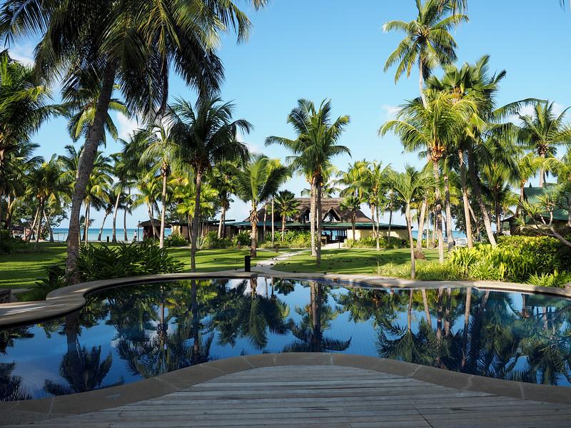 Paradise Sun Resort on Praslin