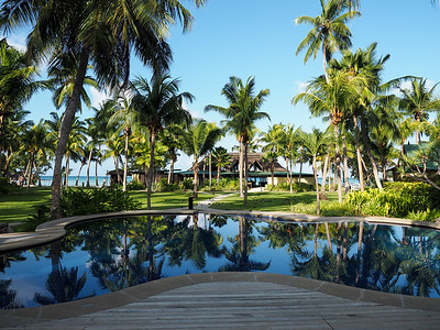 Paradise Sun Resort on Praslin