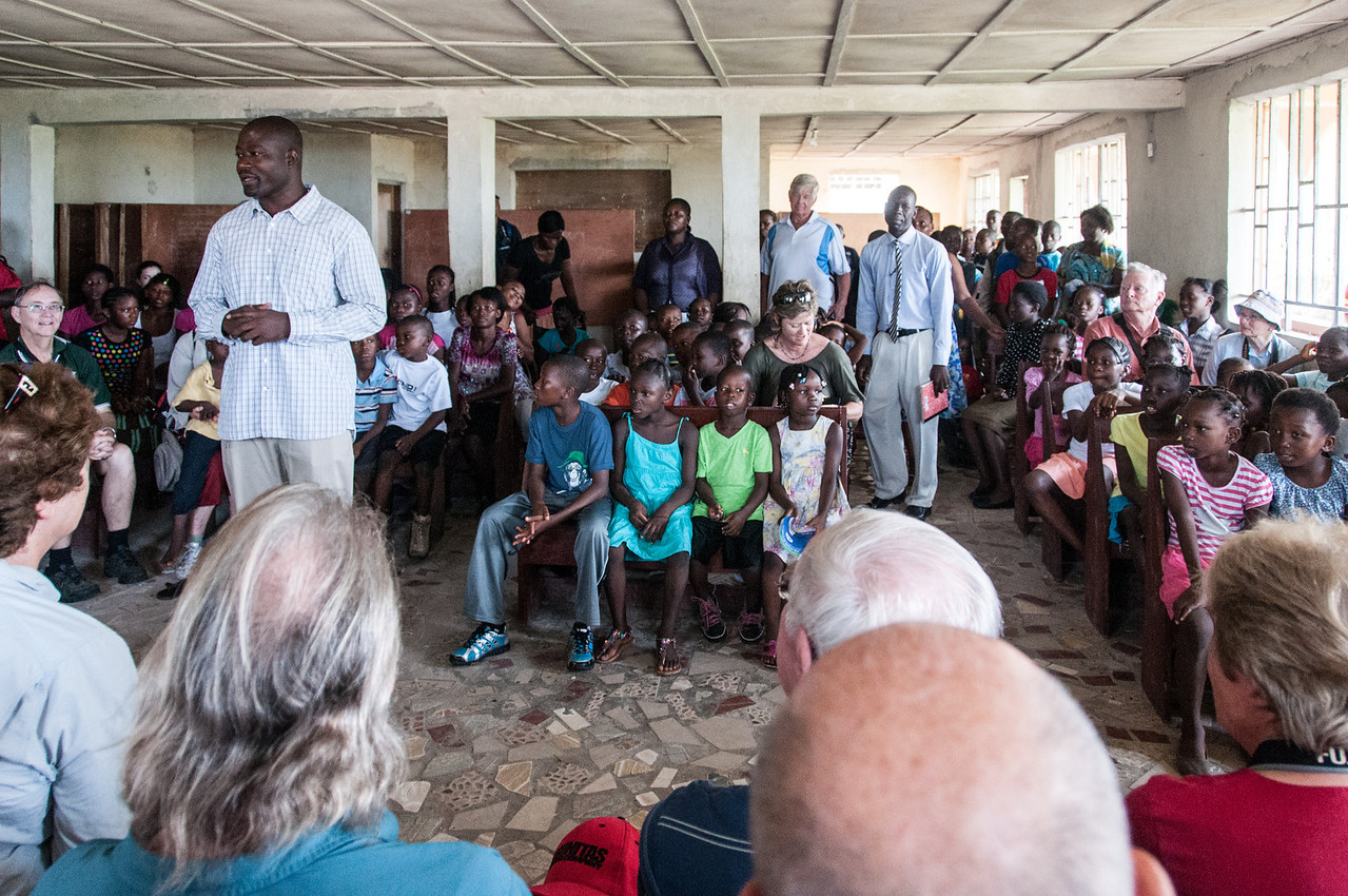The Raining Season Orphanage in Freetown, Sierra Leone