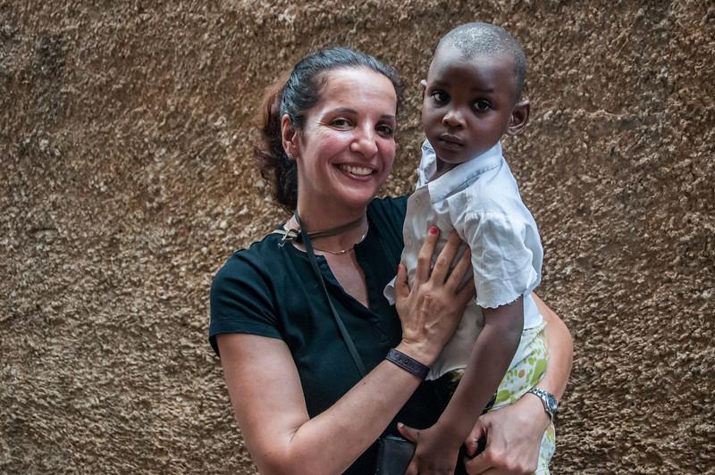 The Raining Season Orphanage in Freetown, Sierra Leone