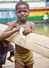 Sierra Leonean fishing village of Sulima