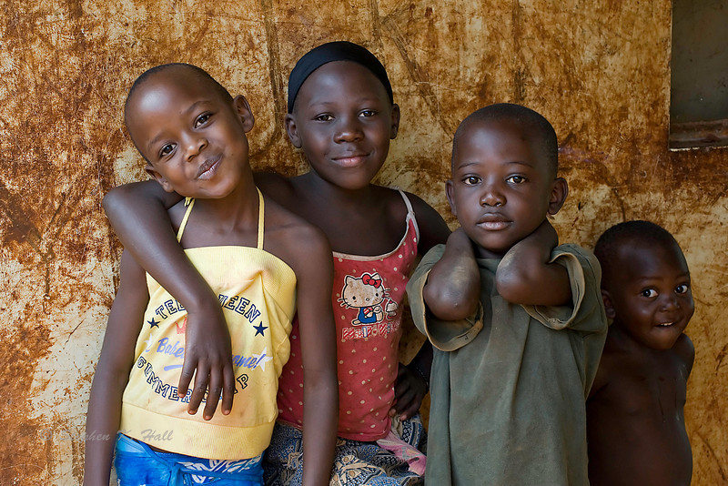 Children (AIDS Orphans) of Uganda