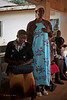 Question and answer session. HIV/AIDS counseling. Ukwala, Kenya