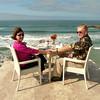 Romantic breakfast at Birkenhead House, Hermanus, South Africa