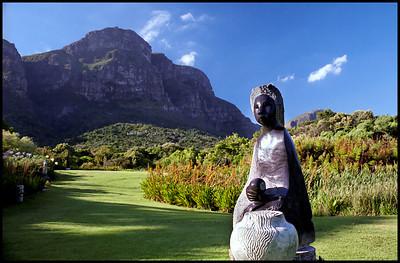 Kirstenbosch Botanical Gardens, SA
