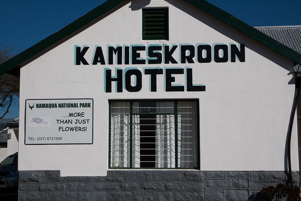 The place to stay when visiting Namaqualand