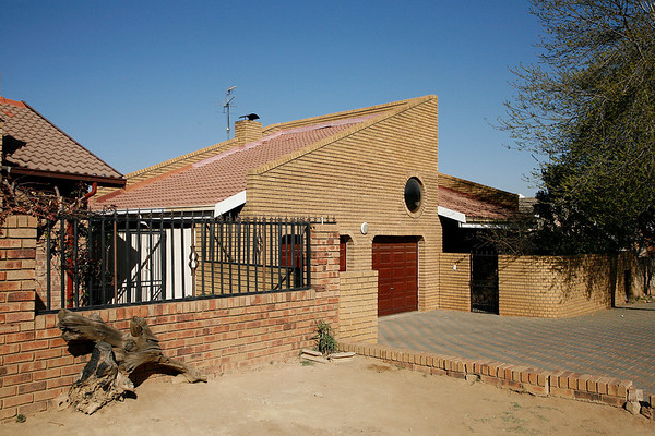 Another large beautiful home in Soweto.