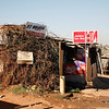 Soweto Shanytown - the local store