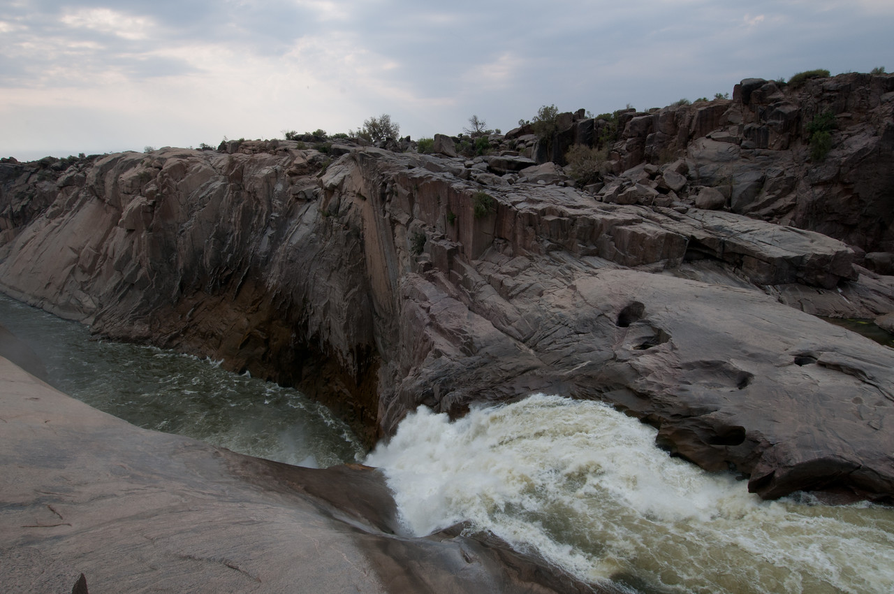 Augrabies Falls National Park in South Africa