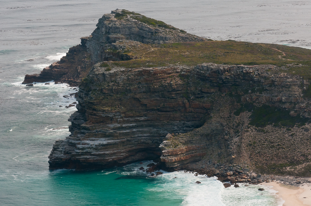 The Cape of Good Hope in Cape Point, South Africa