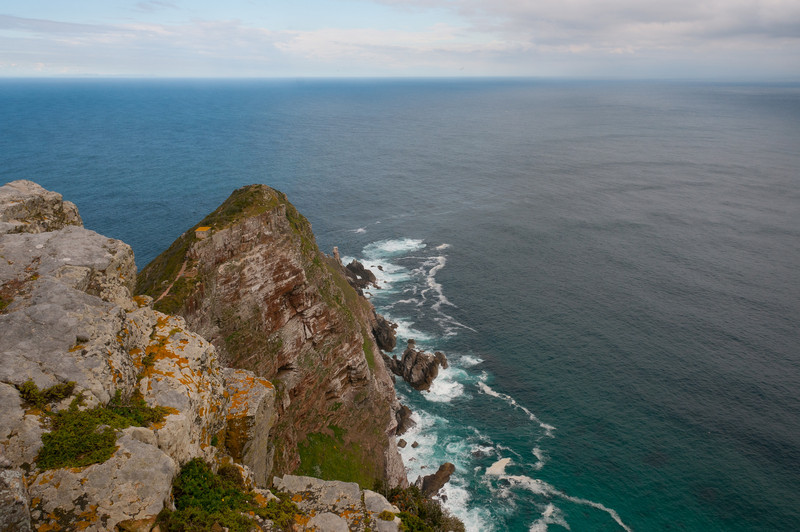 Scenery in Cape Point, South Africa