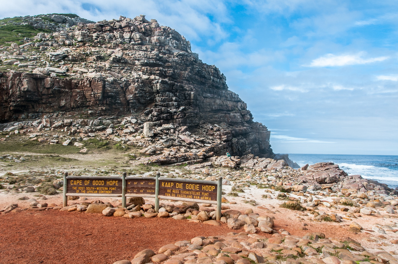 Cape of Good Hope in Cape Town, South Africa