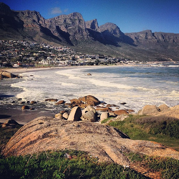 12 Apostles & Camps Bay, Cape Town landscape = multi-layer #MeetSouthAfrica