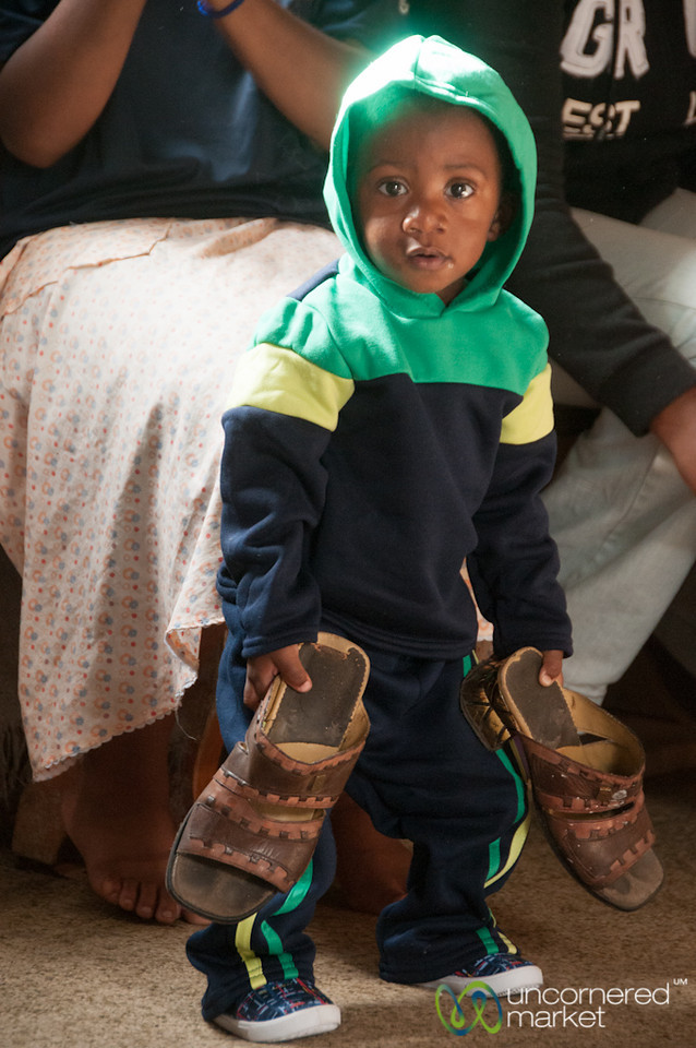 Young South African Boy - Masiphumelele, Cape Town