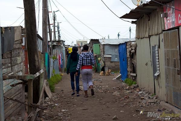 Streets of Masiphumelele