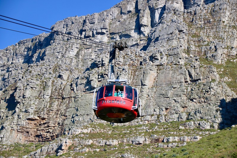 Table Mountain Gondola