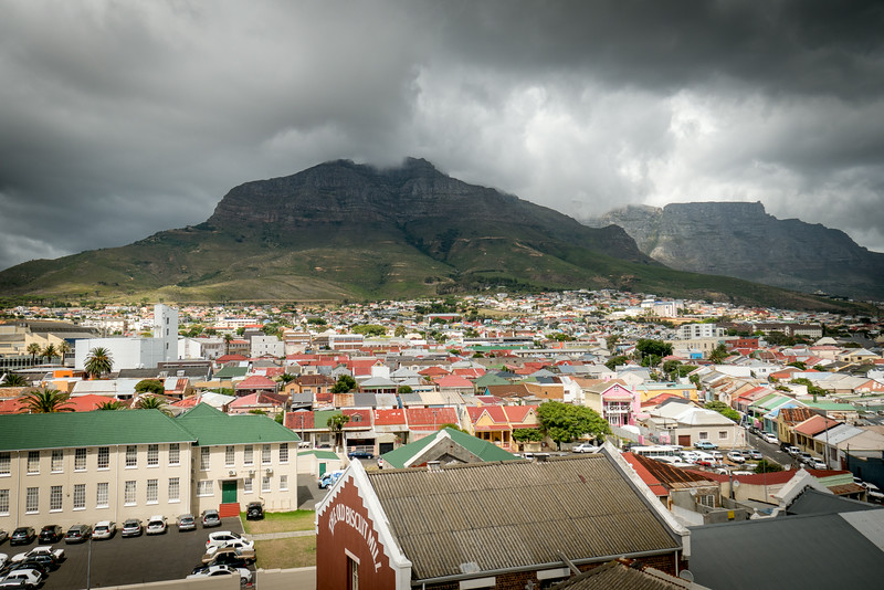Cape Town and Museum