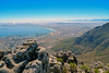 Table Mountain View~Cape Town, South Africa